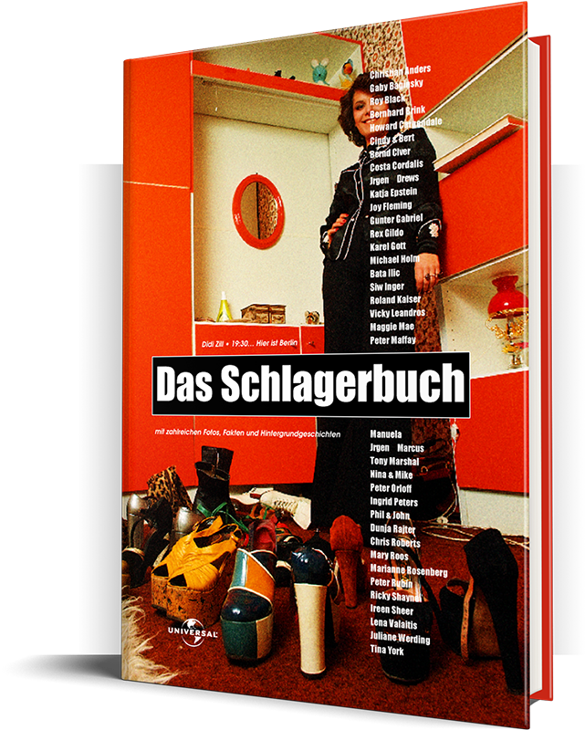 schlagerbuch